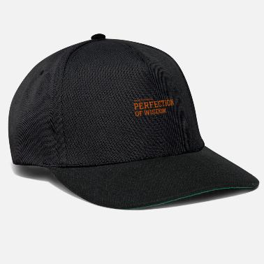 Saggezza saggezza - Snapback Cap