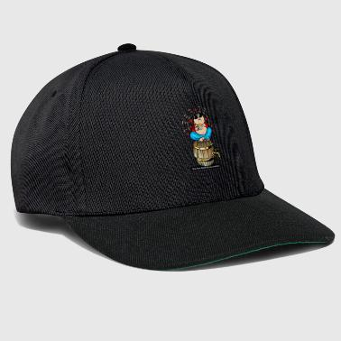 Belly Beer Belly - Snapback Cap