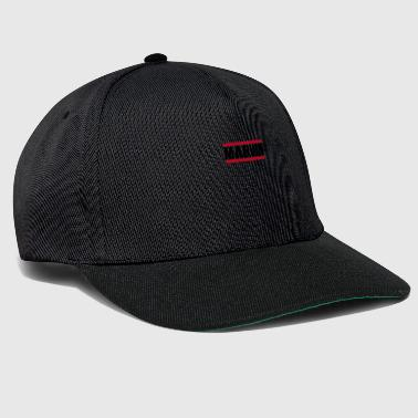 Marvin run black - Snapback Cap