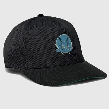Baseball Team Batter Homerun Catcher - Snapback Cap