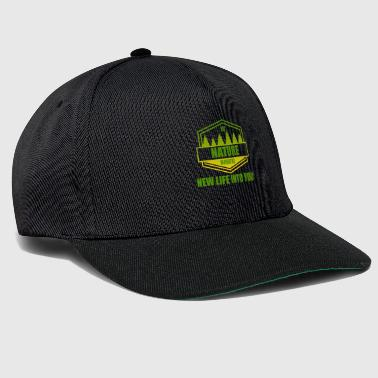 Nature Conservation Nature - conservation - Snapback Cap