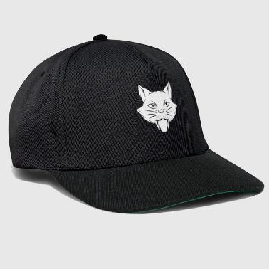 Cat kitten cat pet meow gift idea - Snapback Cap