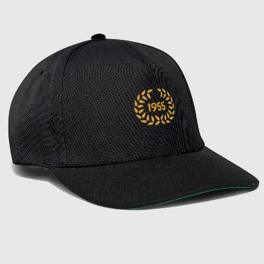 Birthday 1955 - Snapback Cap