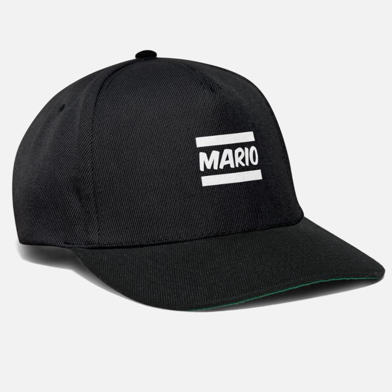 Czapki z daszkiem z motywem Mario – zamów online  66409e80c1fd