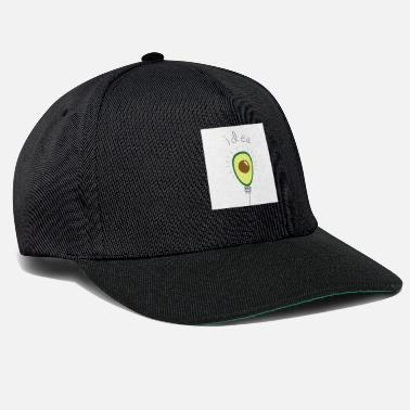Inovation Avocado Idee Kreativ - Snapback Cap
