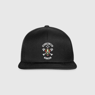 Basques Free Bikers - Casquette snapback