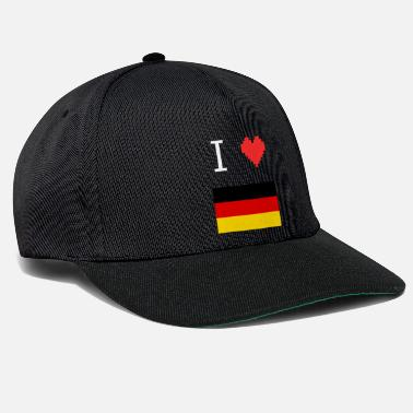 Country I Love My Country - Snapback Cap