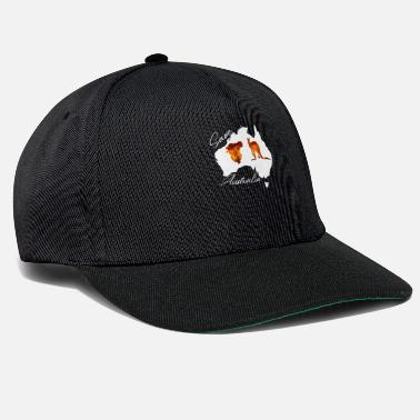 Forest Fires Save Australia Forest Fire - Snapback Cap