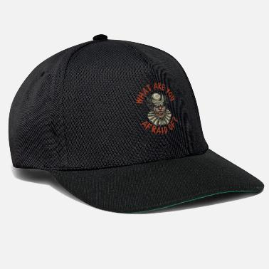 Clown Horror Clown - Snapback Cap