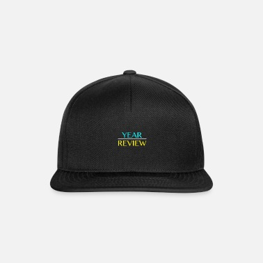 Review Year Review - Snapback Cap