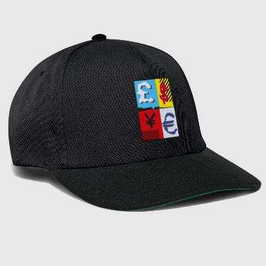 Currency Art - Snapback Cap