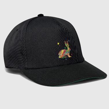 Mountain Hare Colorsplash hare - Snapback Cap