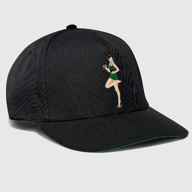 pinup - Casquette snapback