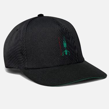 Lift hard werken verslaat talent - Snapback cap