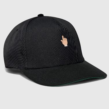 doigt - Casquette snapback