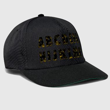 alfabetet - Snapback-caps