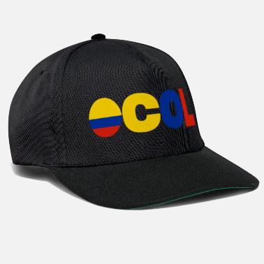 Colombia Colombia - Snapback cap