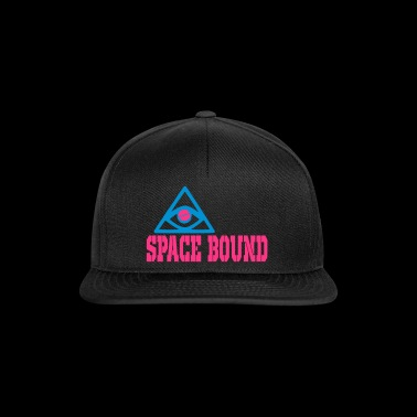 space bound - Snapback Cap