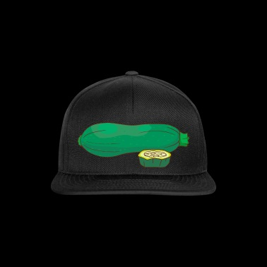 Courgettes courgettes zomer squash - Snapback cap