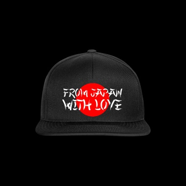 From japan with love - Snapback Cap