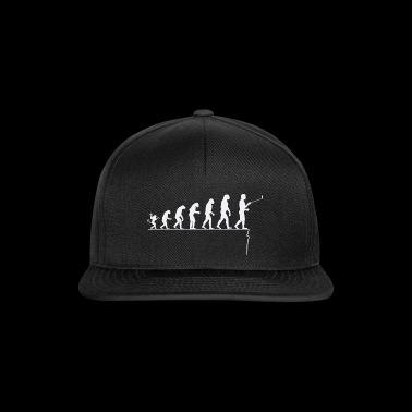 Evolution of the man: to look too much ...... - Snapback Cap