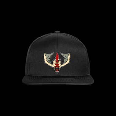 Fire Feather - Snapback Cap