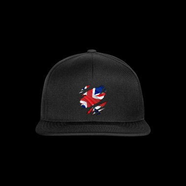 Unionen flag under t-shirts! - Snapback Cap