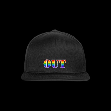 OUT2 - Gorra Snapback