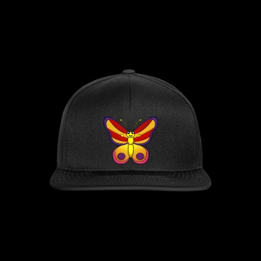 butterfly - Snapback-caps