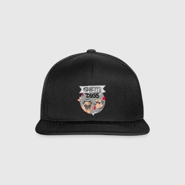 Cool Dogs - Ghetto Dogs - Snapback Cap