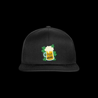 Irish Beer Patrick's Day - Snapback Cap