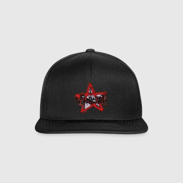 Pentagram Sorcellerie Witches goth Metal - Casquette snapback
