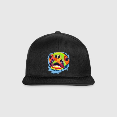 Colorful Seal - Snapback cap