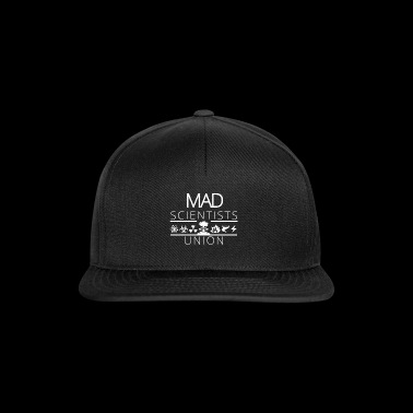 Mad Scientists Union - blanc - Casquette snapback
