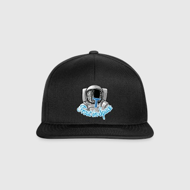 Frost in Space Astronaut - Snapback Cap