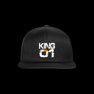 Gift King 01 Country Partner Cyprus - Snapback Cap