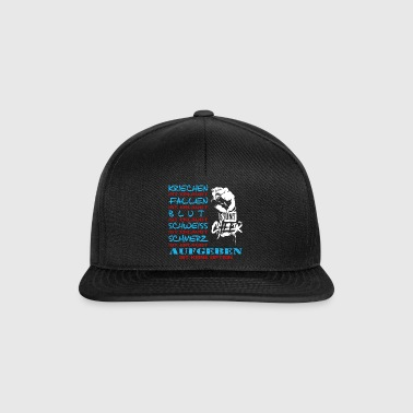 IS ALLOWED - Snapback Cap