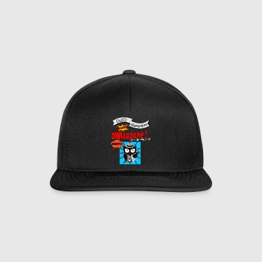 Capone Popart - Snapback Cap