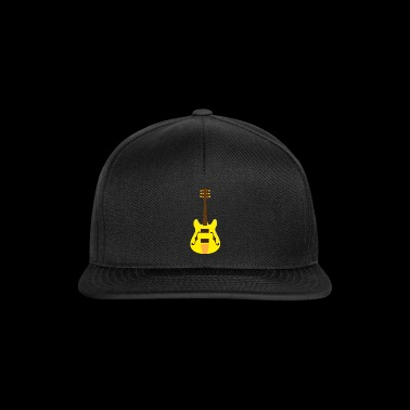 Electric guitar - Snapback Cap