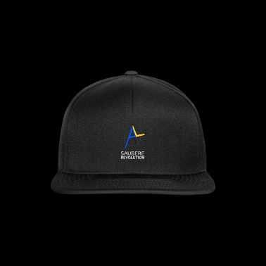 Clean Revolution with PV - Renewable Energy! - Snapback Cap