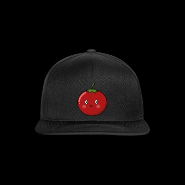 Tomato funny vegetables gift idea plant - Snapback Cap