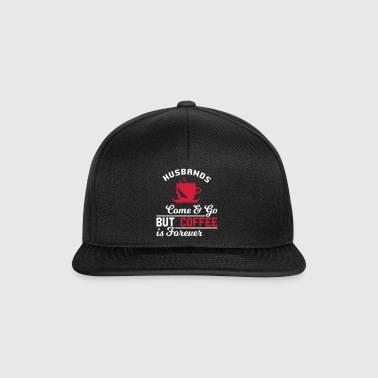 Coffee is forever - Snapback Cap