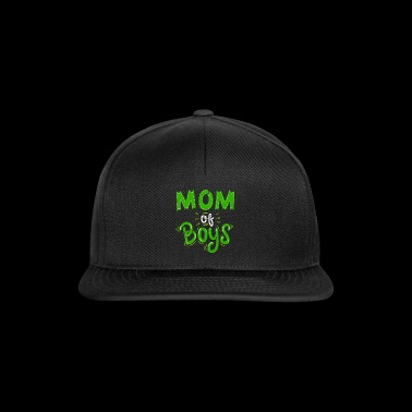 Mother of Guys - Mother's Day - Gift - Snapback Cap