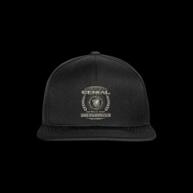 Gift Ingenious I'm the master BREAKDANCER - Snapback Cap