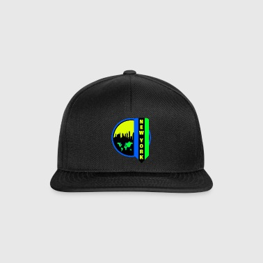 New York / Regalo / Idea regalo - Snapback Cap