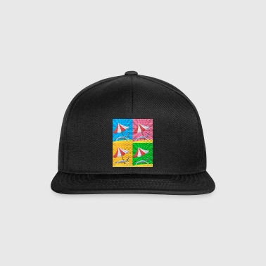 Pop Art - Snapback-caps
