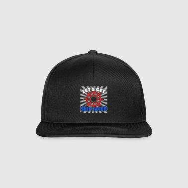 SHIP FACED - Snapback Cap