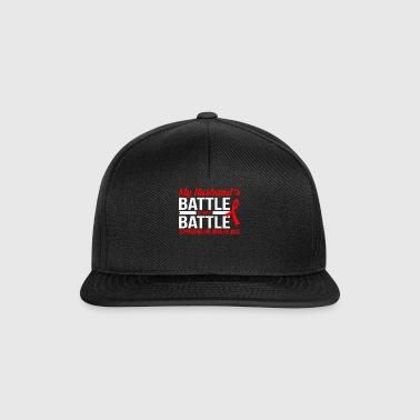 Vicieuse bataille T-shirt - Casquette snapback