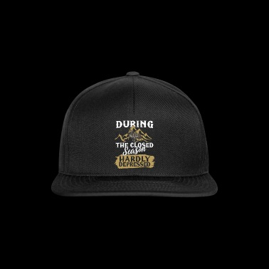 Koszula Hunter · Hunt · Hunt · Depressed Shelter - Czapka typu snapback