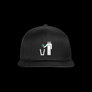 Earth Day the importance of recycling - Snapback Cap